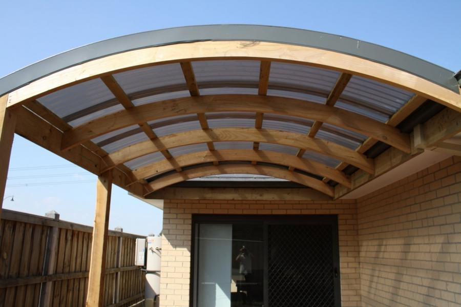 Photos Of Pergola Roofs