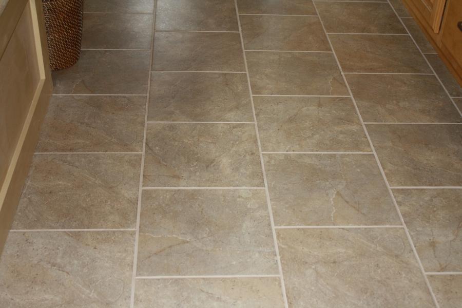Porcelain Tile Floor Photo Gallery