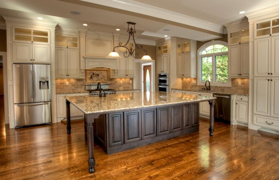 Minimalis Large Kitchen Islands With Seating Gallery Different Island Shapes For Kitchen Designs And Remodeling Source