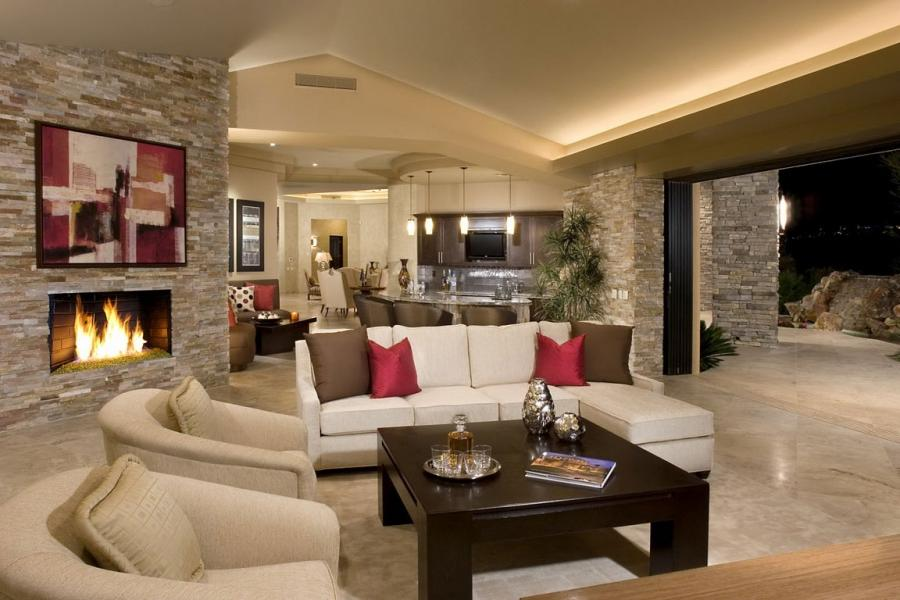 Home Interior, Modern Interiors, in Classy and Modish House...