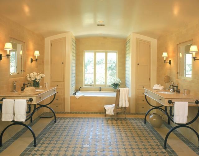 Spanish Style Bathrooms Photos
