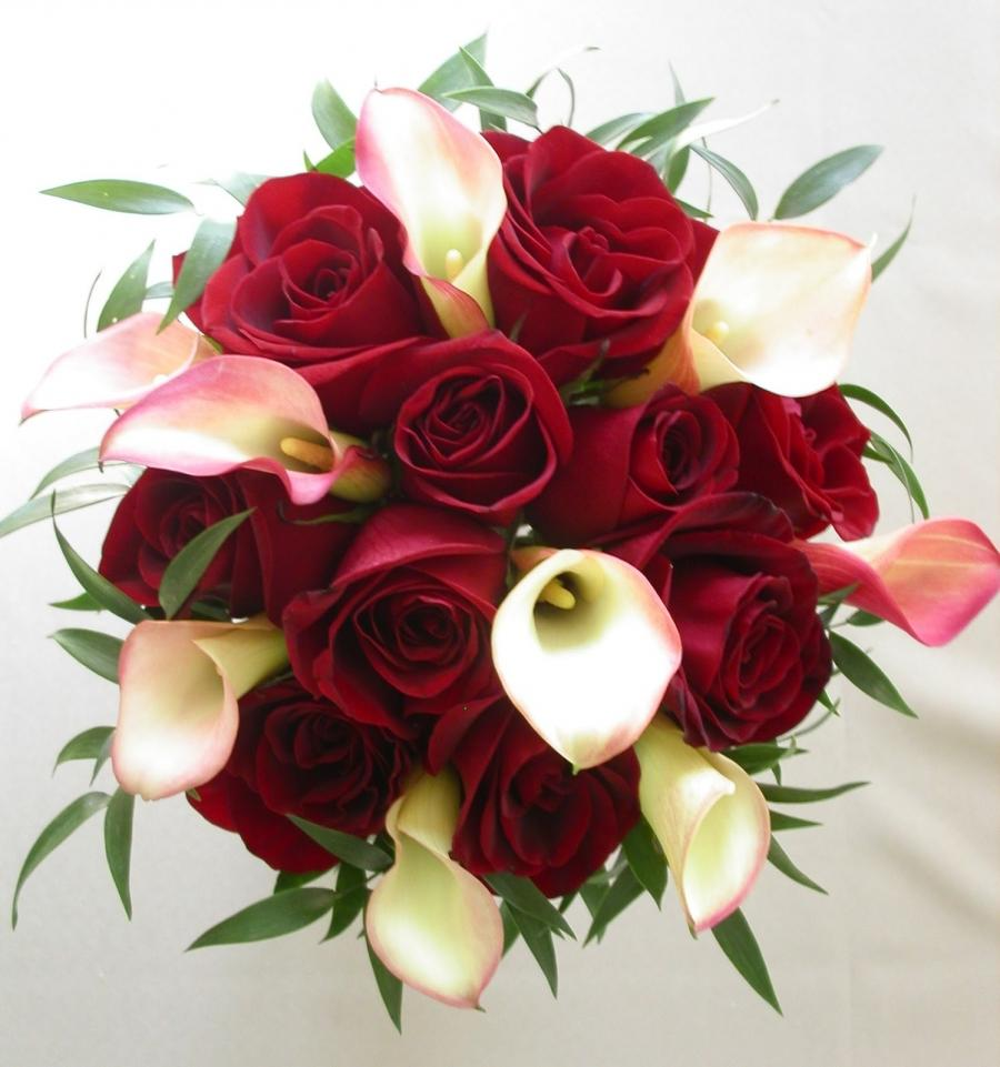 Mehndi Flower Bunch : Flower photo rose bridal bouquet