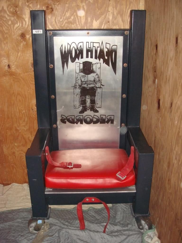 Electric Chair Deaths Photos