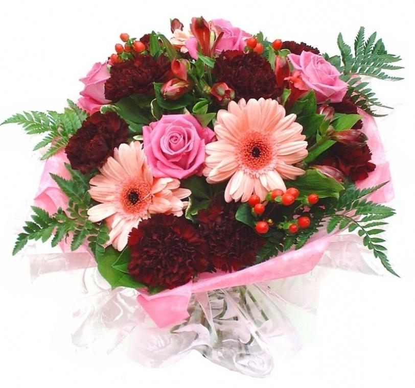 Bokey of flowers photos