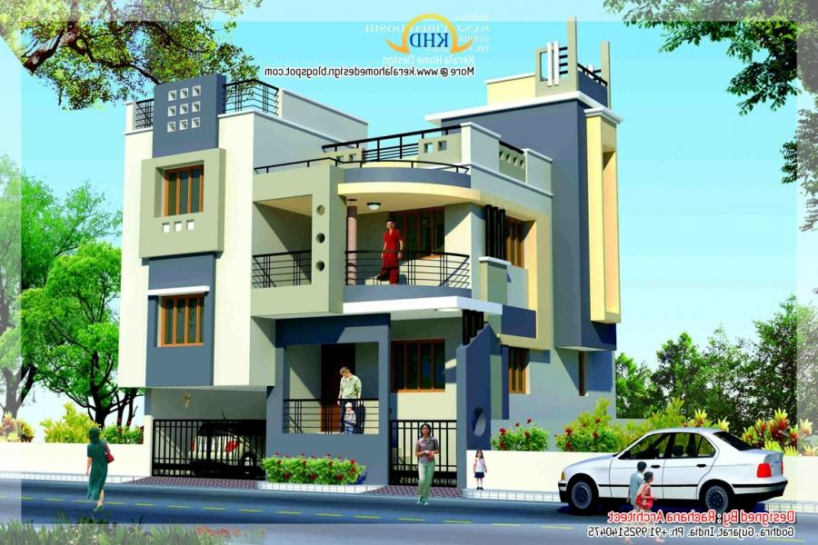 Front Elevation Of House In Punjab : Front elevation designs for small houses in punjab joy