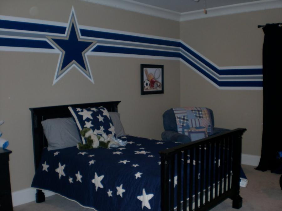 dallas cowboys bedroom paint ideas trend home design and decor
