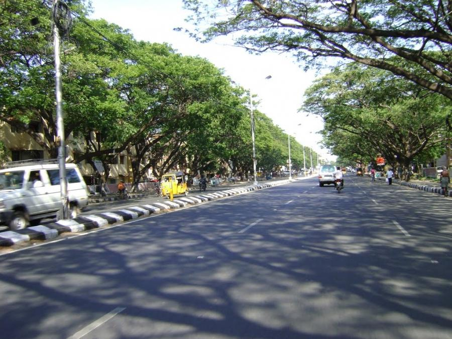 New IT corridor (Going to be) of Chennai by Haribabu Pasupathy