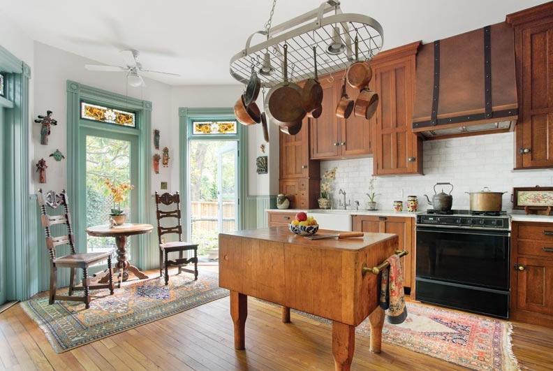Turn Of The Century Kitchens Photo