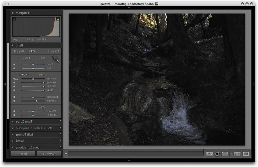how to fix overexposed skin in lightroom