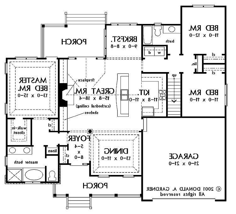 American house plans with photos for American classic house plans