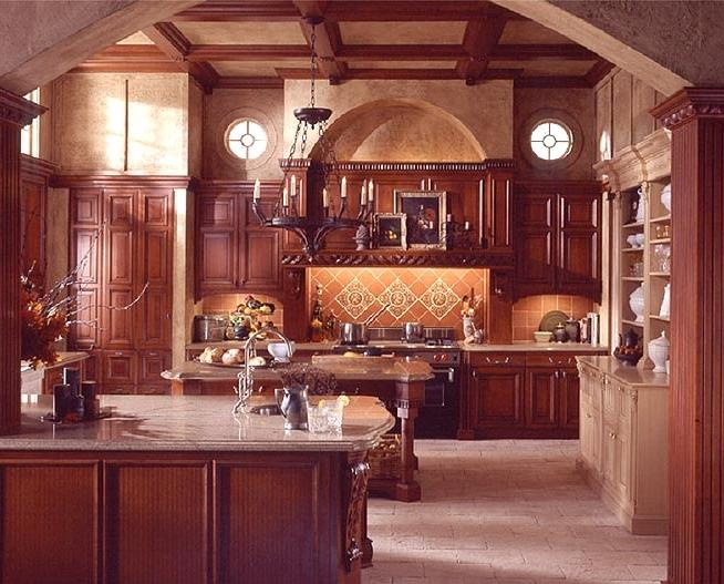 old world kitchen designs photos