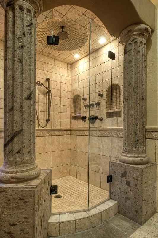 Roman style bathroom photos Roman style bathroom designs
