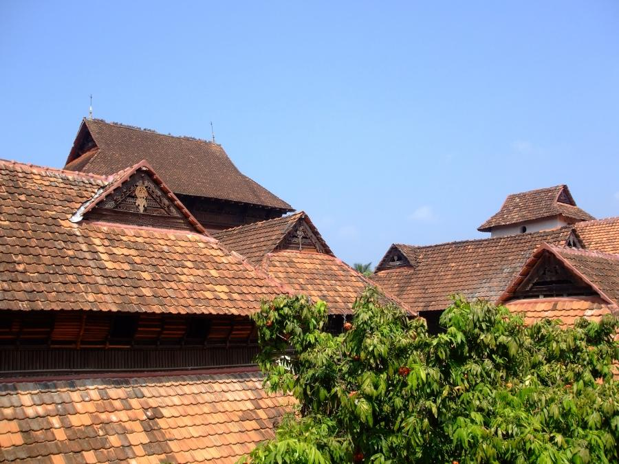 kerala roof truss photos