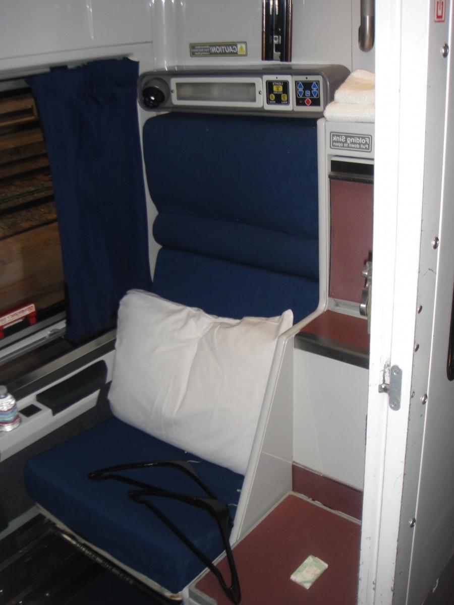 Viewliner Roomette Photos