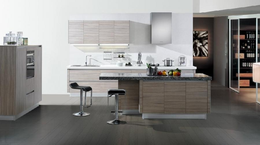 Kitchen finishes photos for China kitchen cabinets manufacturers