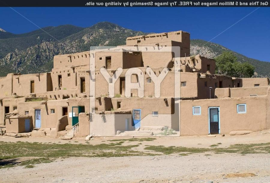 Adobe houses photos - Pueblo adobe houses property ...