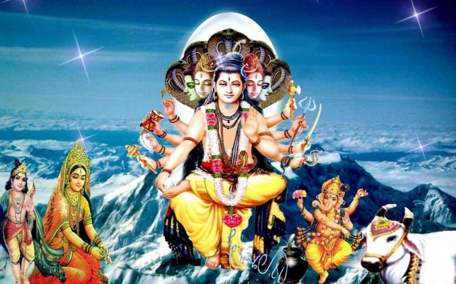 Wallpaper Lord Shiva Aghori Hd Creative Graphics 12691: Lord Shiva Family Photos Wallpapers