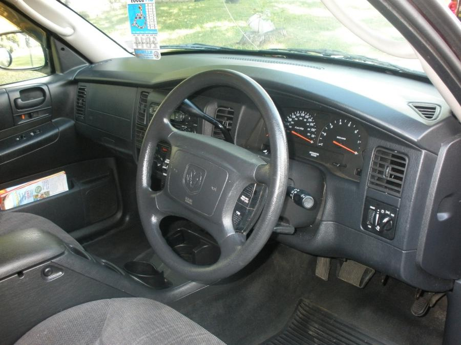 2003 Dodge Durango Interior Photos
