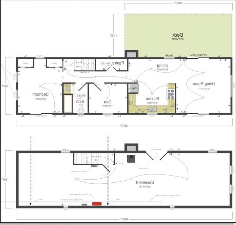Two Story House Plans With Interior Photos