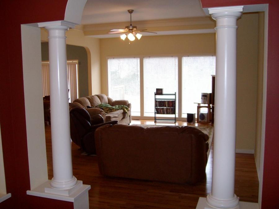 Rooms With Columns Photos