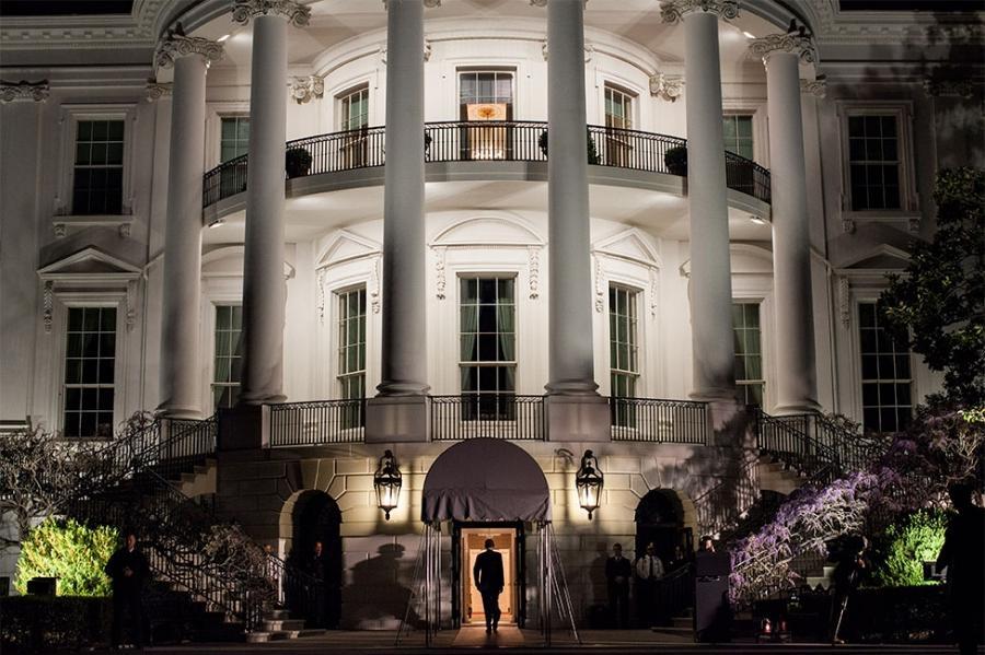 Photos Inside White House Residence