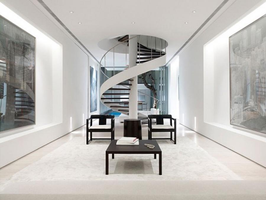 ... best for white colour of modern and contemporary interior...