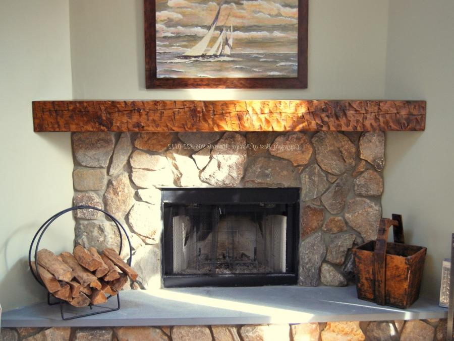 Photos of corner fireplaces