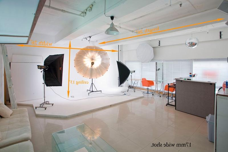 Interior Lighting Setup Photography