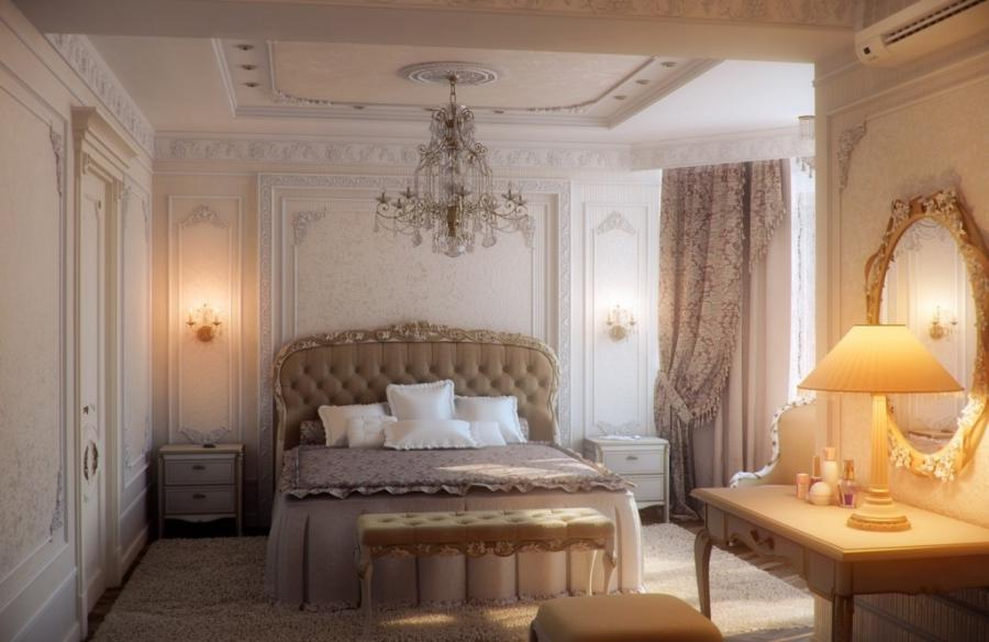 French Country Bedroom Decor Photo 102