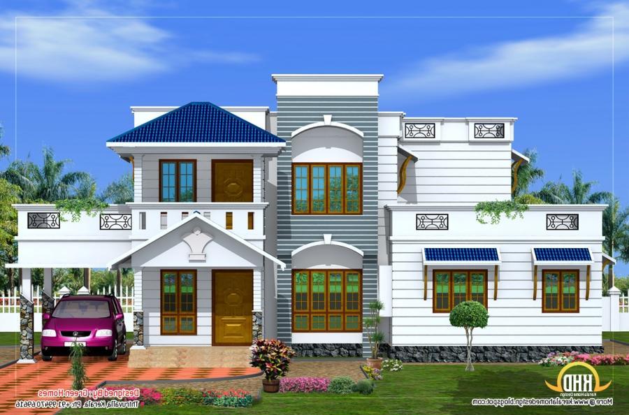 Duplex house models photos