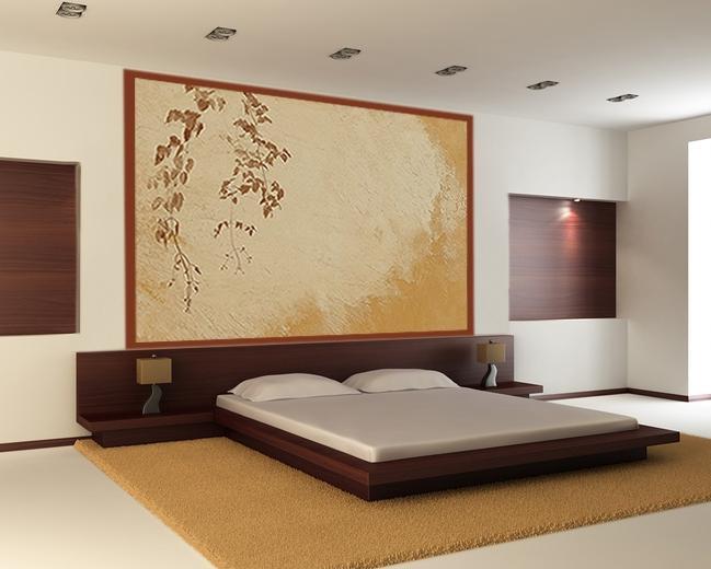Decoration chambre avec photo for Chambre asiatique
