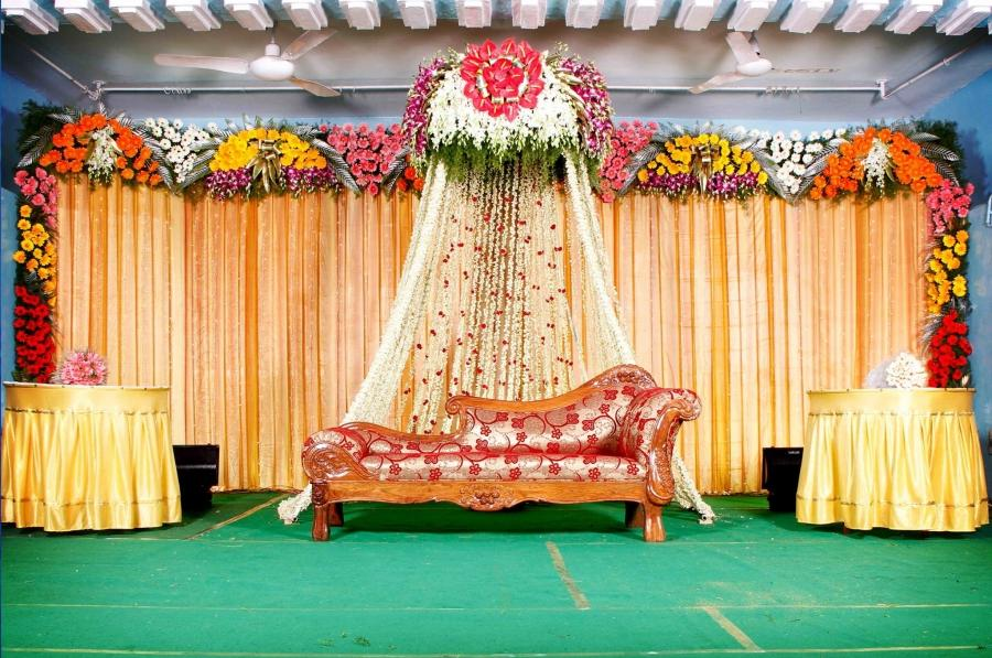pakistani wedding stage decoration pictures