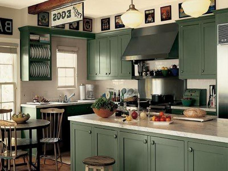 dark green kitchen cabinets painting fortikur source