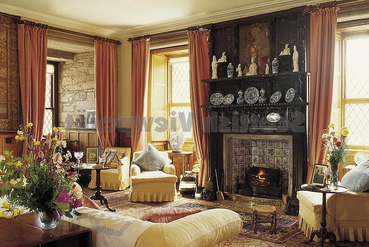 Interior Photos Glamis Castle