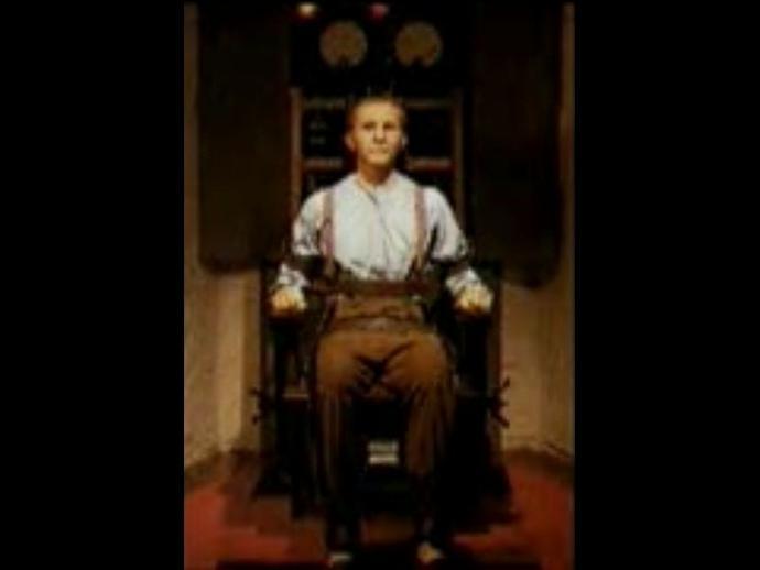 Electric Chair Photo Underground