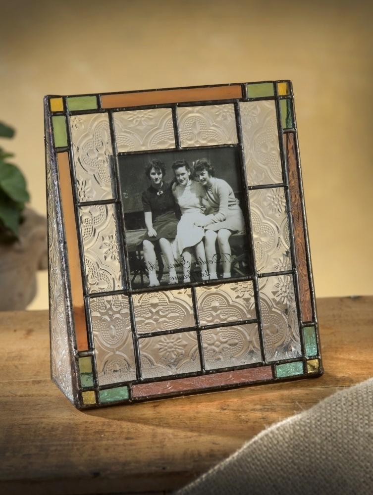 Stained Glass Photo Frames Patterns