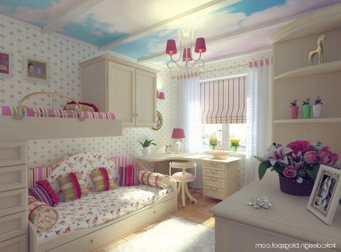 Photo decoration chambre princesse