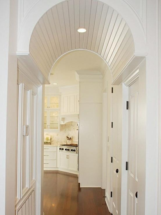 Barrel vault ceiling photo for Archway ceilings