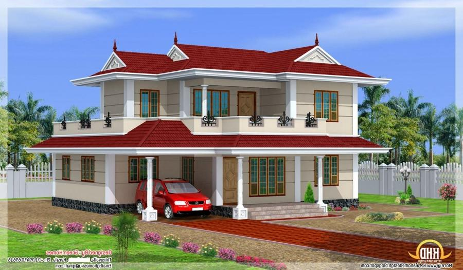 New Model Houses Photos