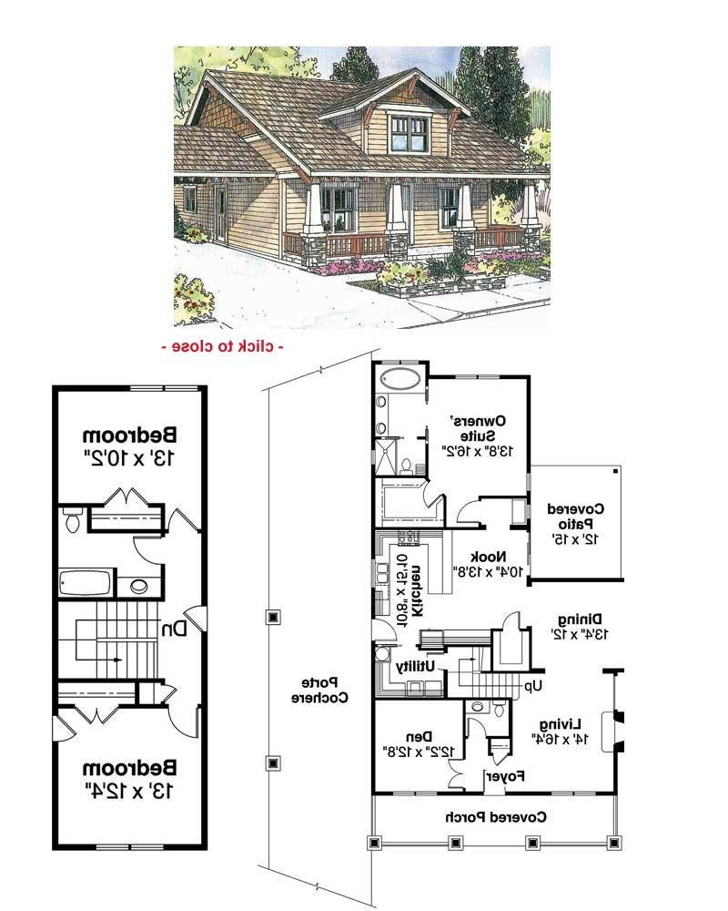 House plans bungalows photos for Classic cottage house plans
