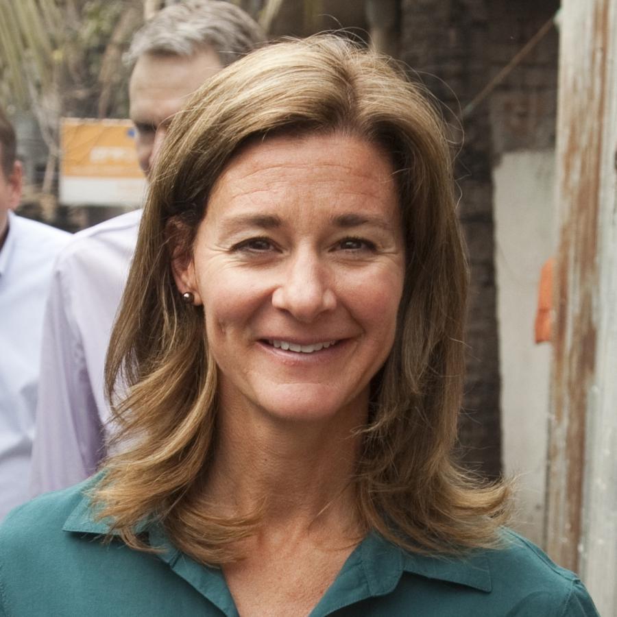 Photos Of Melinda Gates