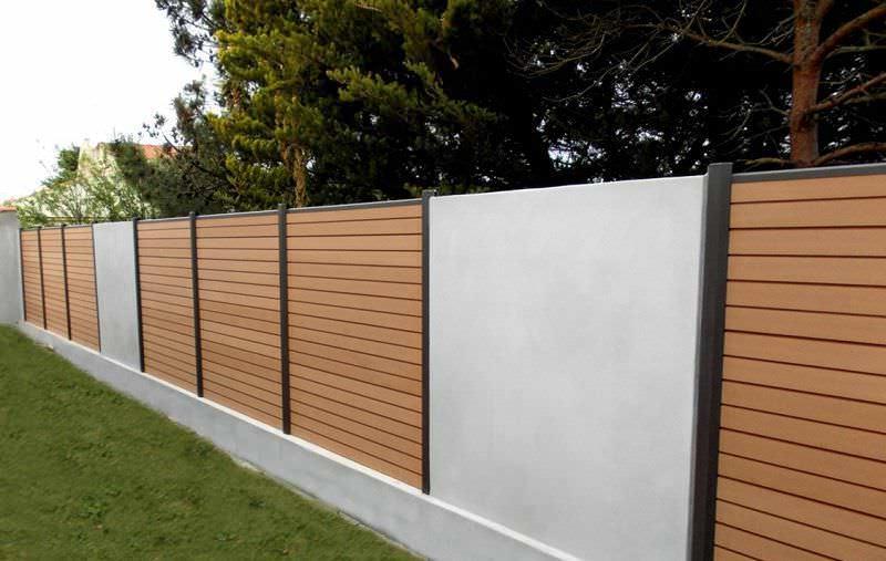 Pvc fences photo