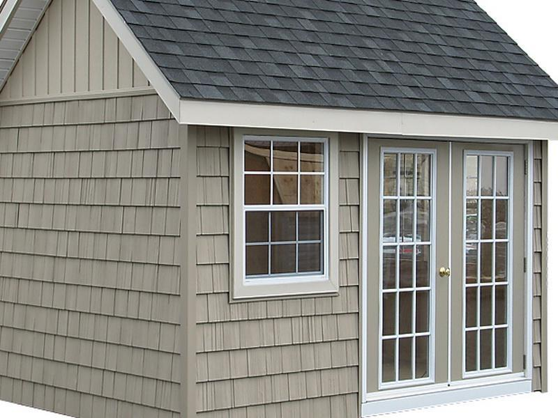 7 Popular Siding Materials To Consider: Shingle Siding Ideas Photos