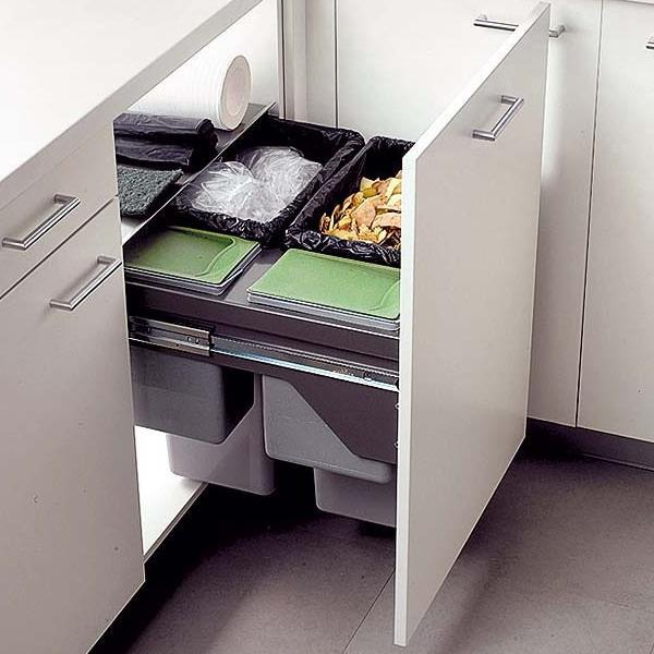 Kitchen drawer photos for 57 practical kitchen drawer organization ideas
