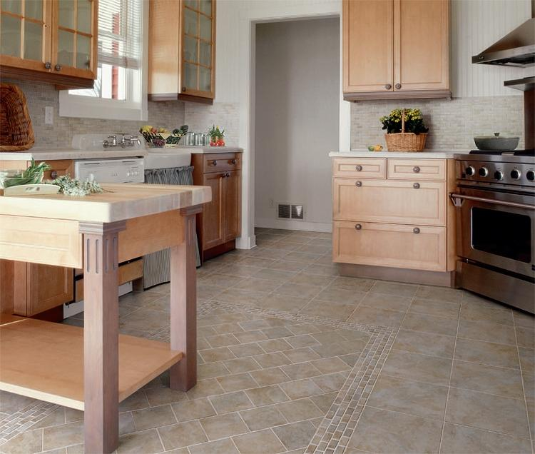 Kitchen Inspiration Floor