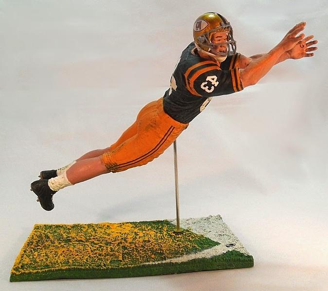 Finished 1969 Tim Foley - Purdue Boilermakers