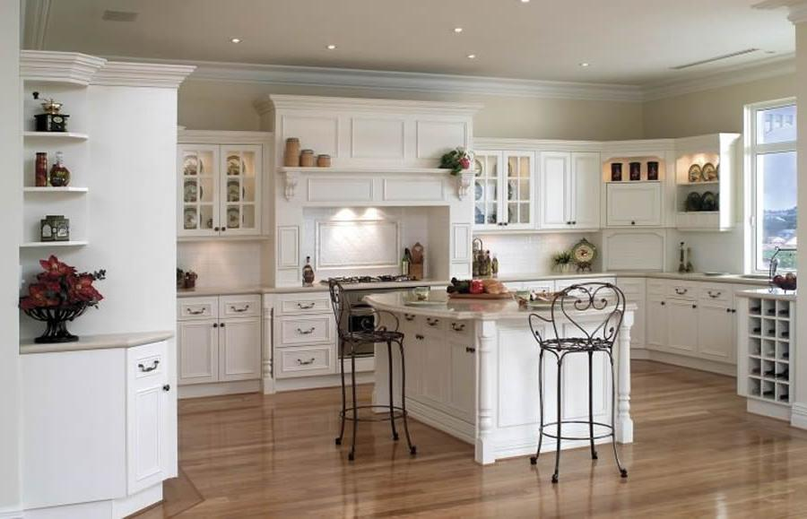 Home Design and Interior Design Gallery of Country Kitchen...