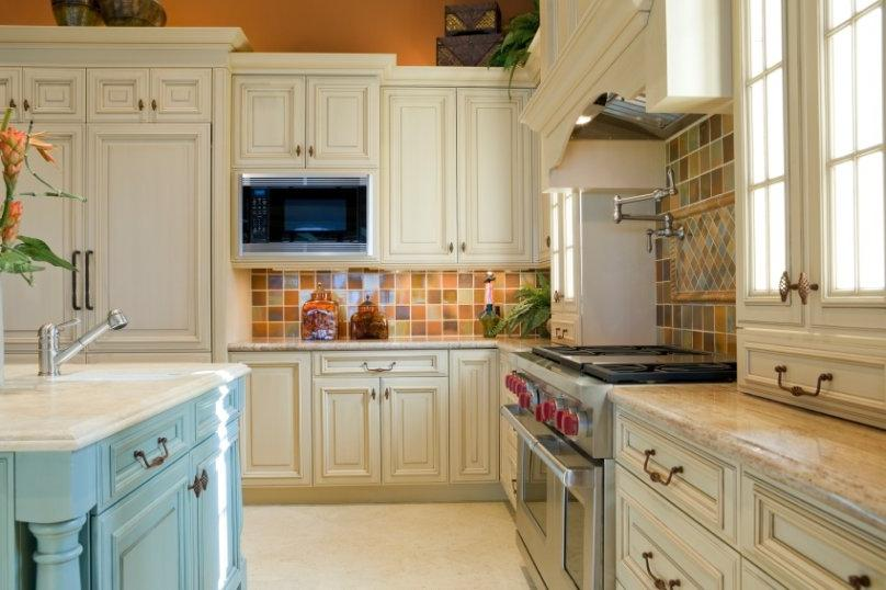 Kitchen, Kitchen Cabinet Refinishing And Kitchen Cabinet Refacing...