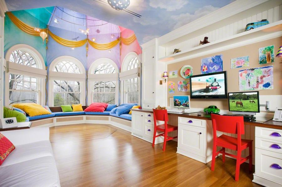 Ideas for Childrenu Playrooms