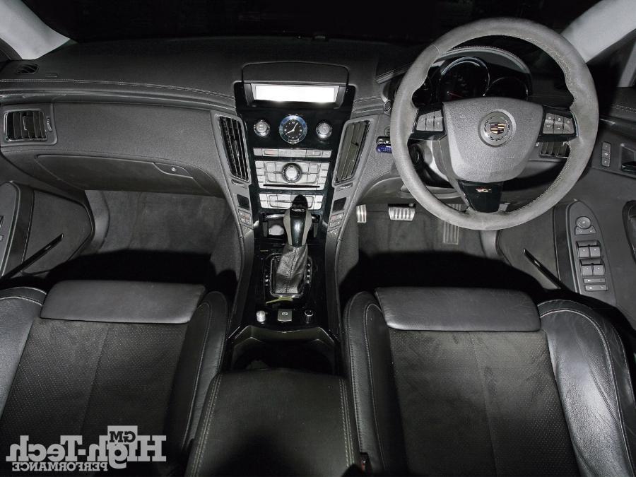 2007 cadillac cts interior photos - Cadillac cts interior accessories ...